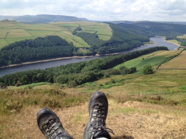 ladybower view