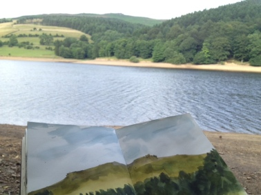 ladybower sketch