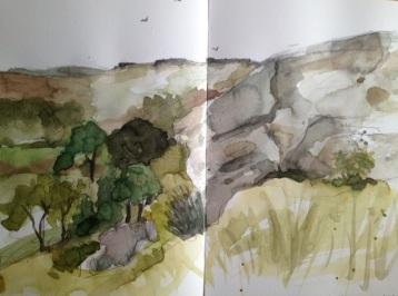 Longshaw sketch