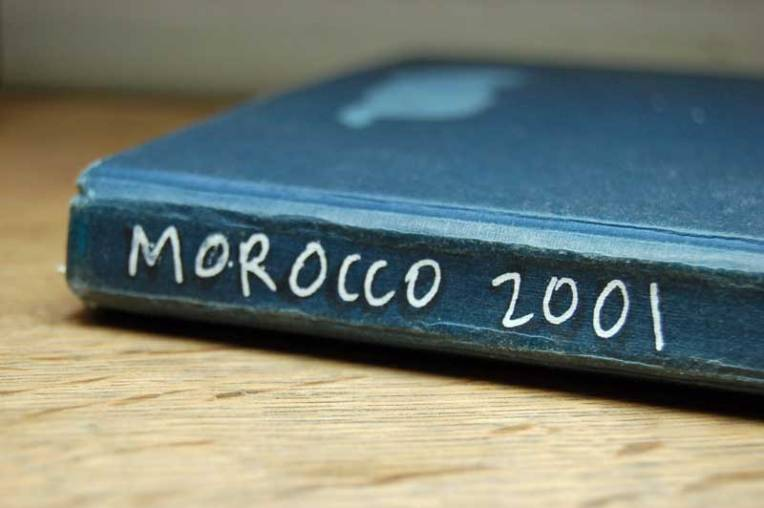 morocco field notebook