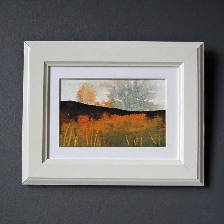 Original Autumn landsacpe painting