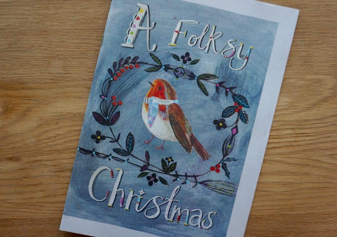 Folksy Christmas Magazine 2016
