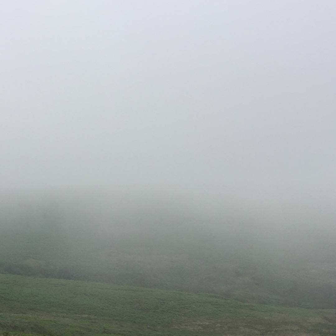 Burbage in the Mist