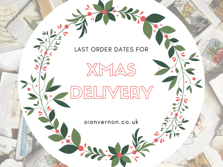 Last I refer dates for Xmas delivery 2018