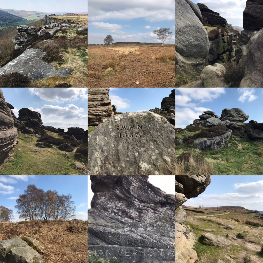 Photos of Froggatt Edge, Peak District
